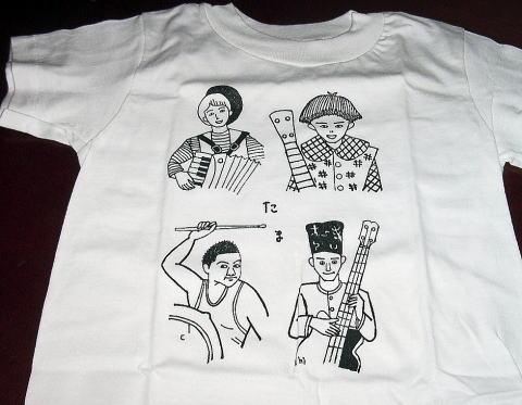 たまTシャツ